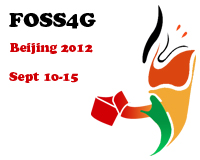FOSS4G 2012 in Beijing