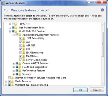 IIS Setup for MapServer — MapServer 7 4 1 documentation